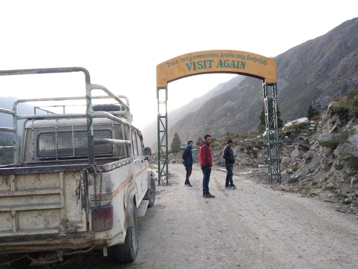 Photo of Chitkul Bus Stop By अजय कुमार