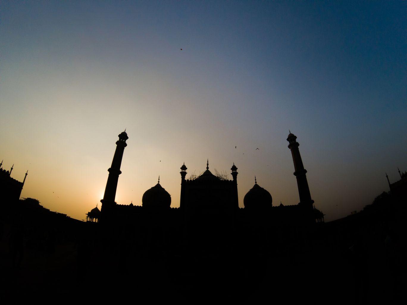Photo of Jama Masjid By Sheldon Rodrigues