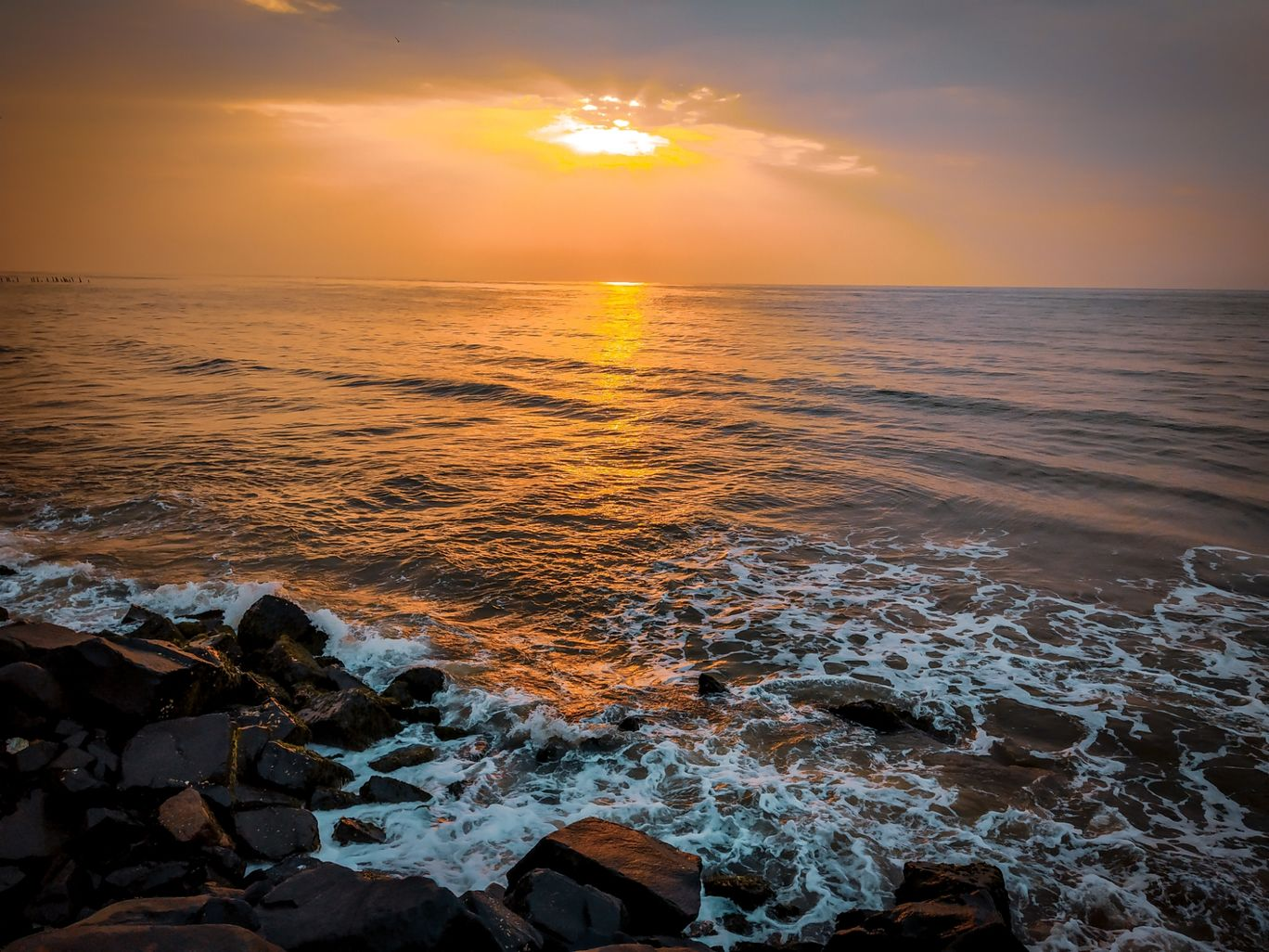 Photo of Pondicherry By Barnadip Banerjee