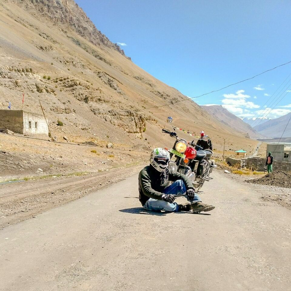 Photo of Spiti Valley By Mohit Sharma