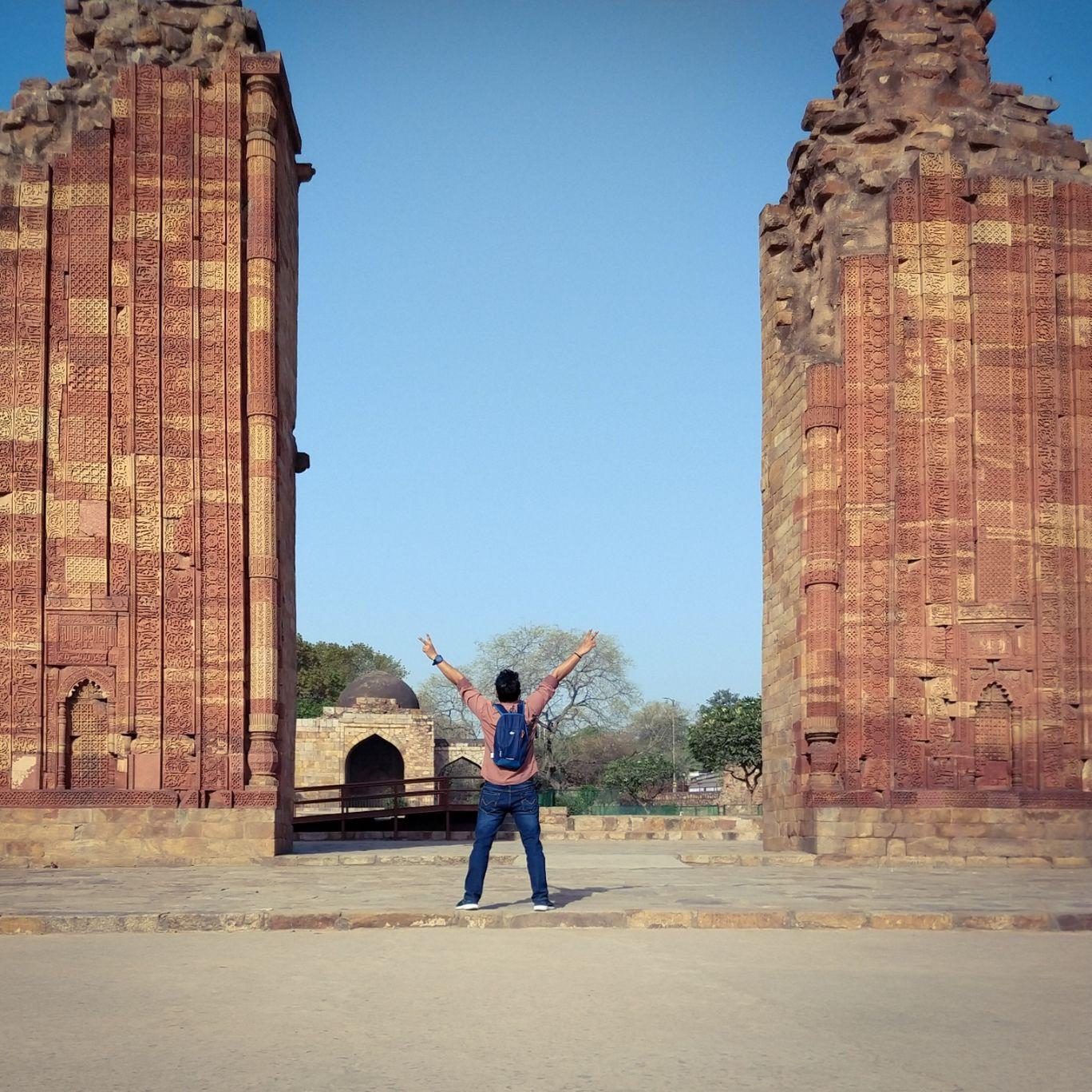 Photo of Qutub Minar By Mohit Sharma