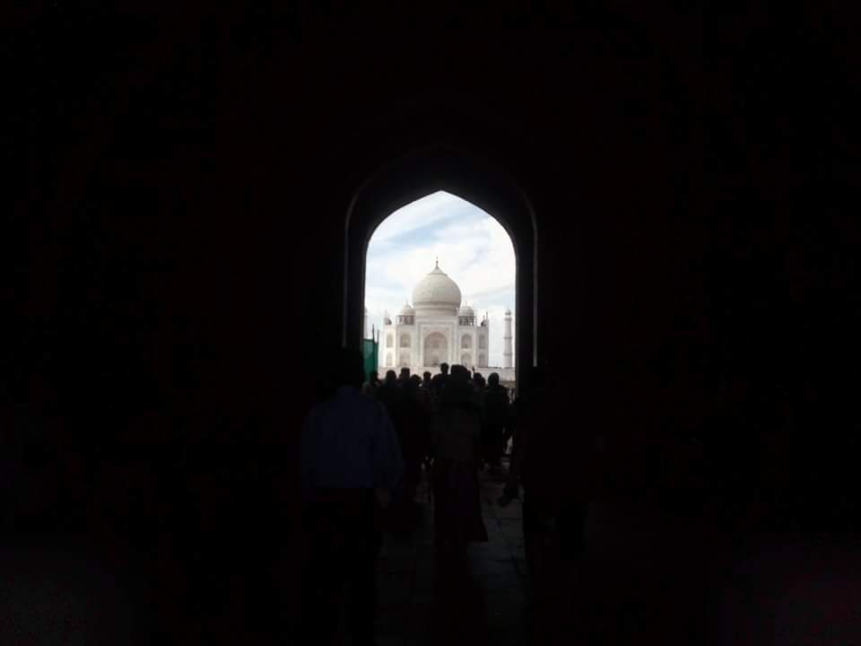 Photo of Day Trip To Taj Mahal By Anugrah Michael