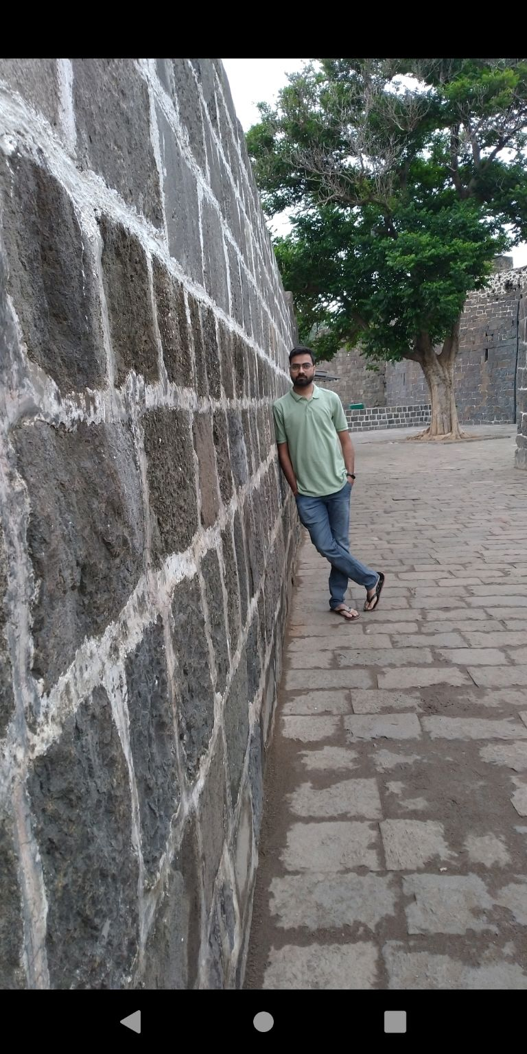 Photo of Daulatabad Fort By tarang gupta