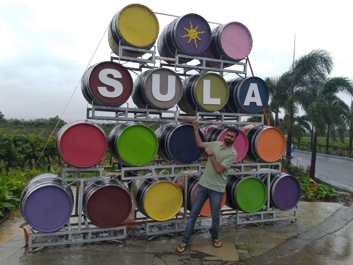 Photo of Sula Vineyards By tarang gupta