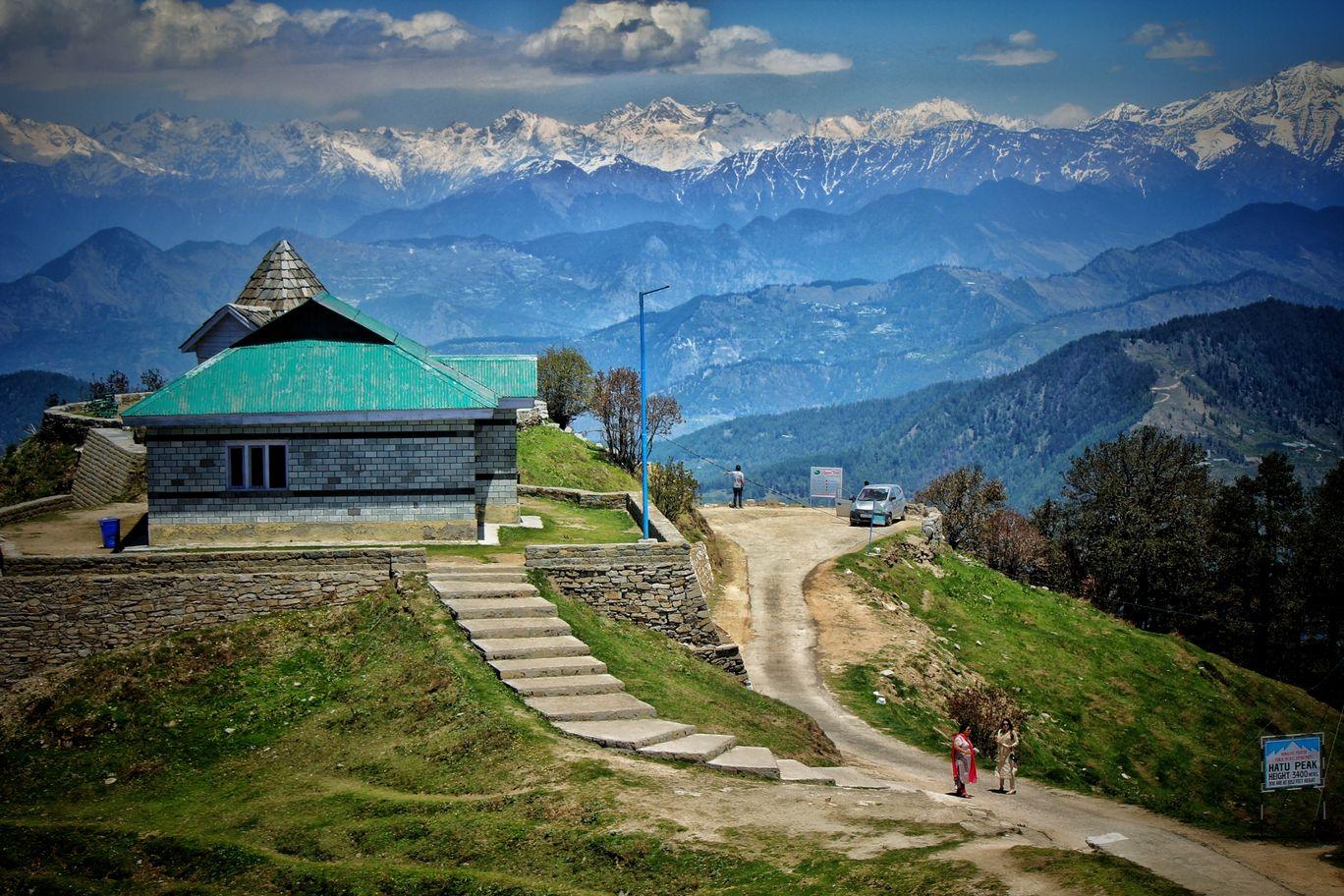 Photo of Hatu Peak By Dhivya Shetty