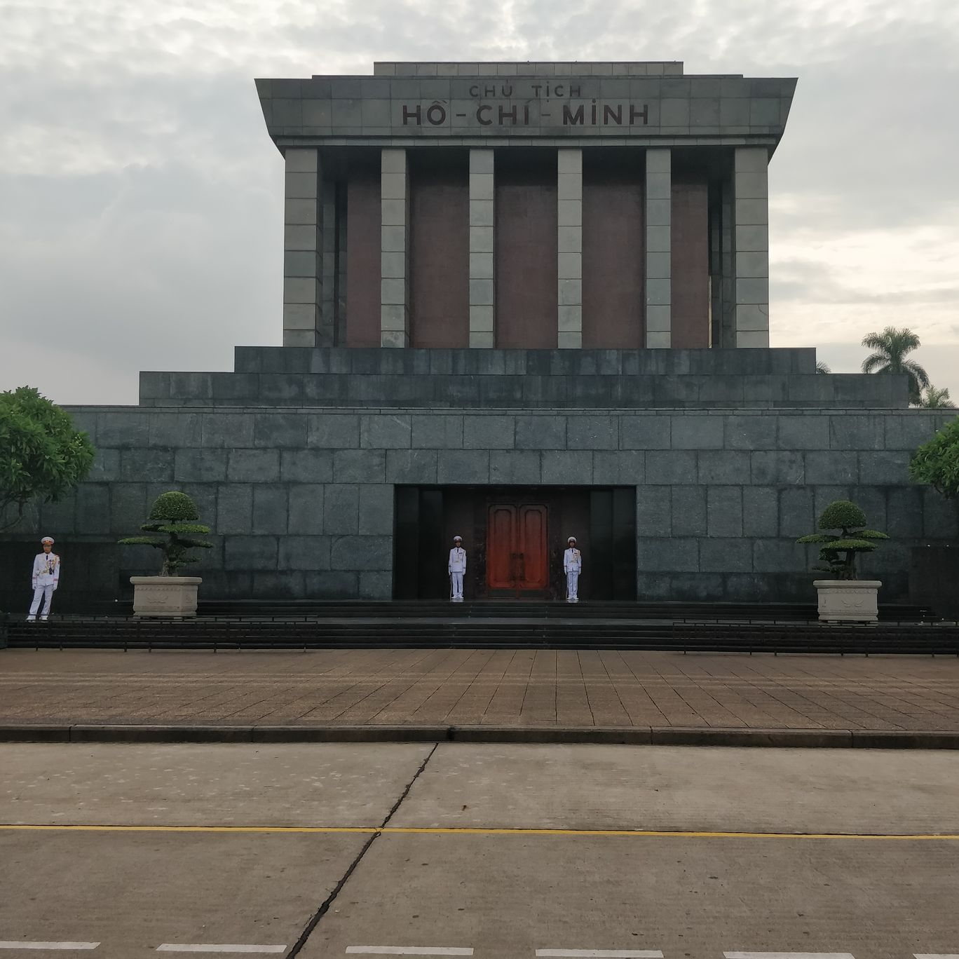 Photo of Ho Chi Minh Mausoleum By Rohit Kamath