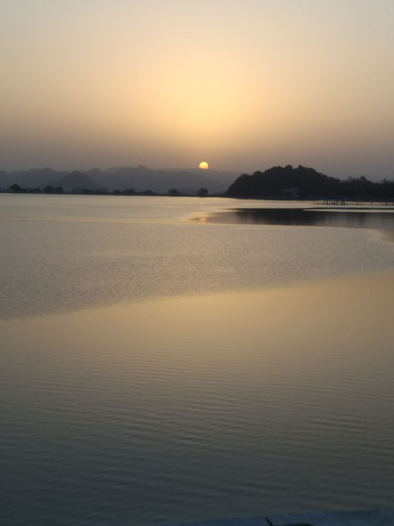 Photo of Fateh Sagar Lake By krishna dev singh jhala