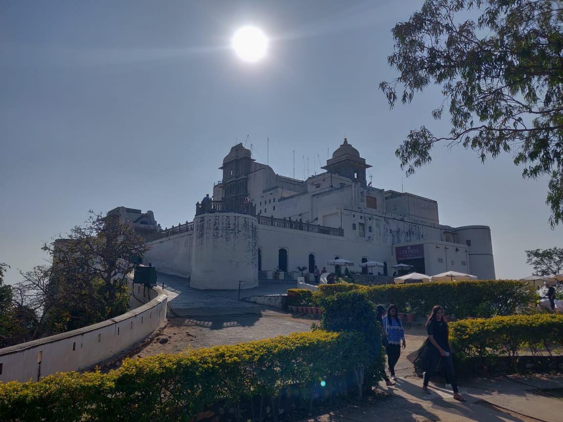 Photo of Monsoon Palace By Malika Bhavnani