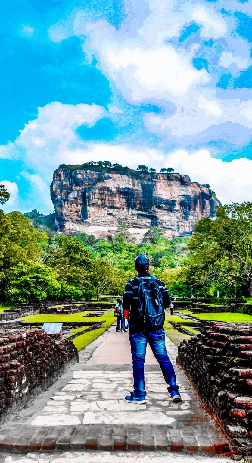 Photo of Sigiriya By TheRockingSarvesh