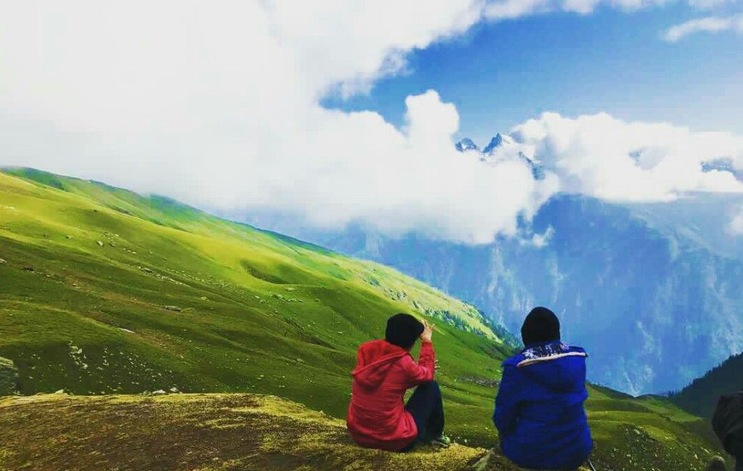 Photo of Sar Pass By Priyanka