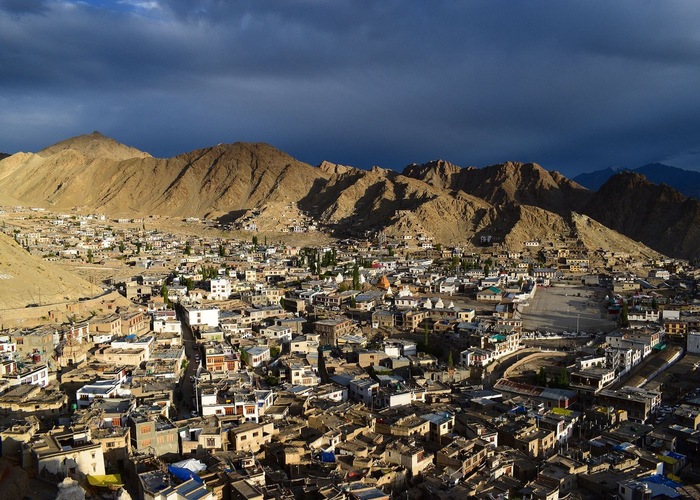 Photo of Leh By Biswarup Mukherjee