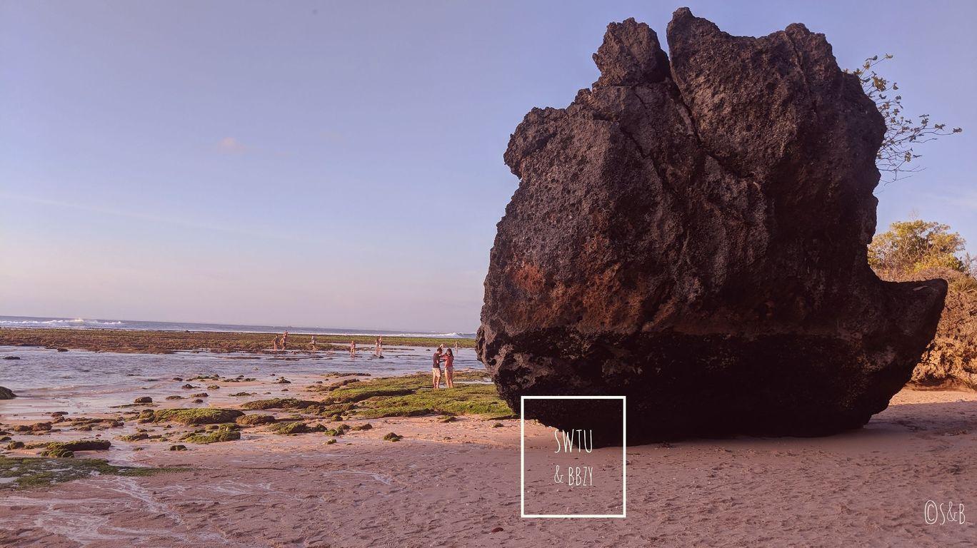 Photo of Padang Padang Beach By Swtu Bbzy
