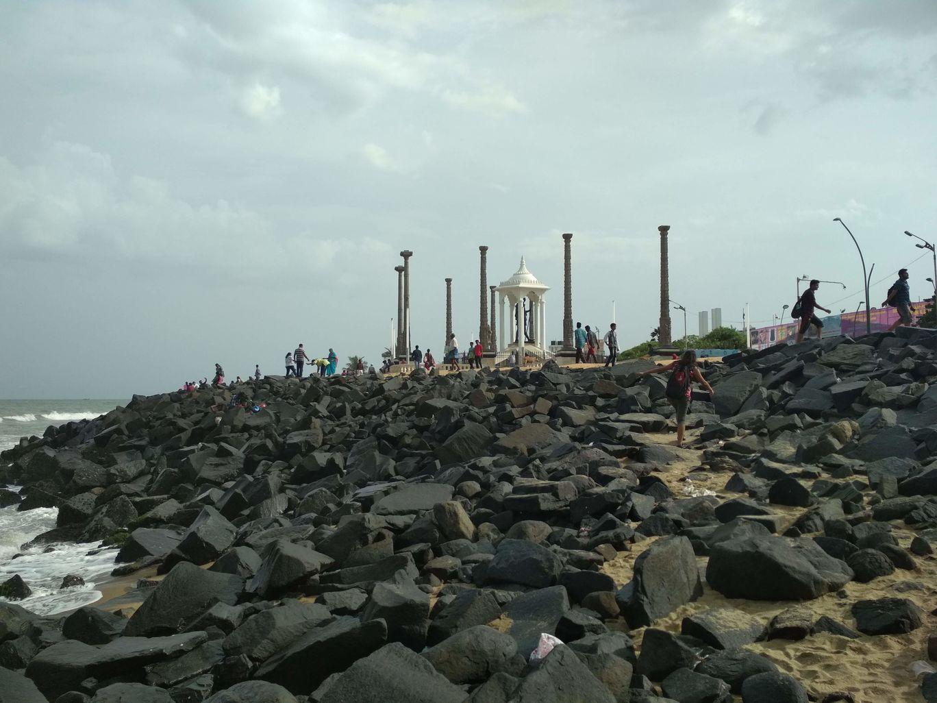 Photo of Rock Beach By Jaimini Bhattacharyya