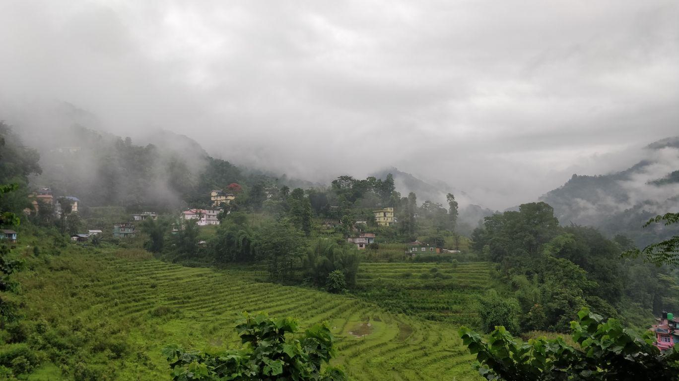 Photo of Gangtok By Surya Vamshee