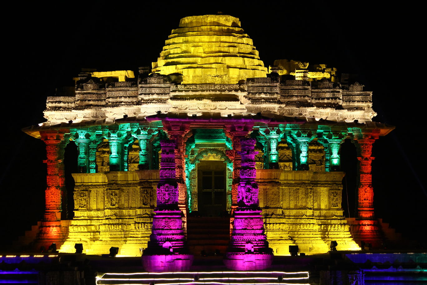 Photo of Modhera Sun Temple By Pk Pratham