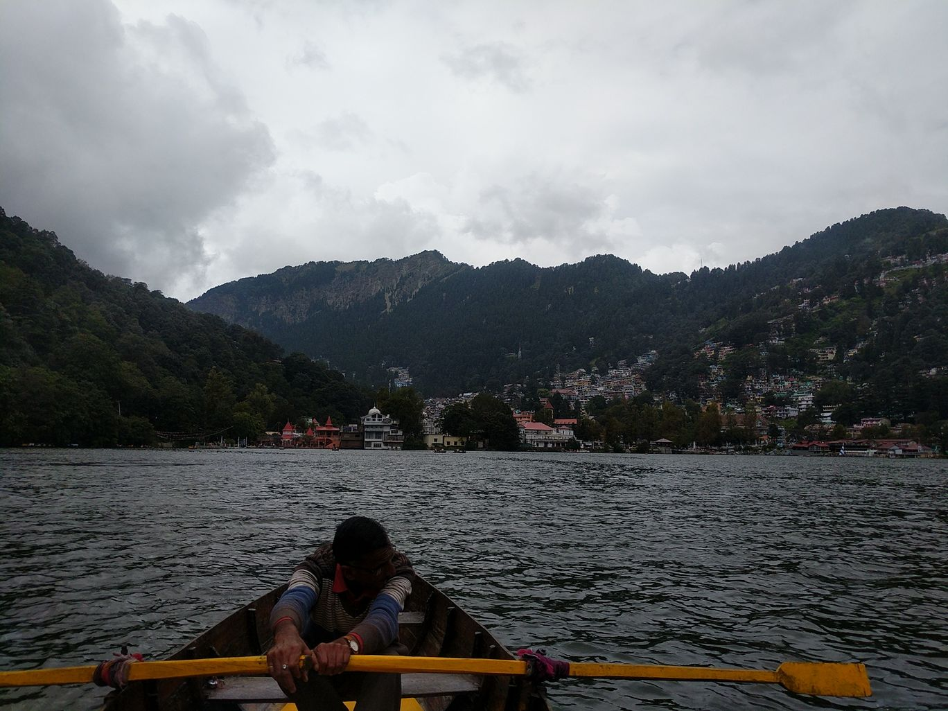 Photo of Nainital Lake By Mokshendra Singh Tanwar