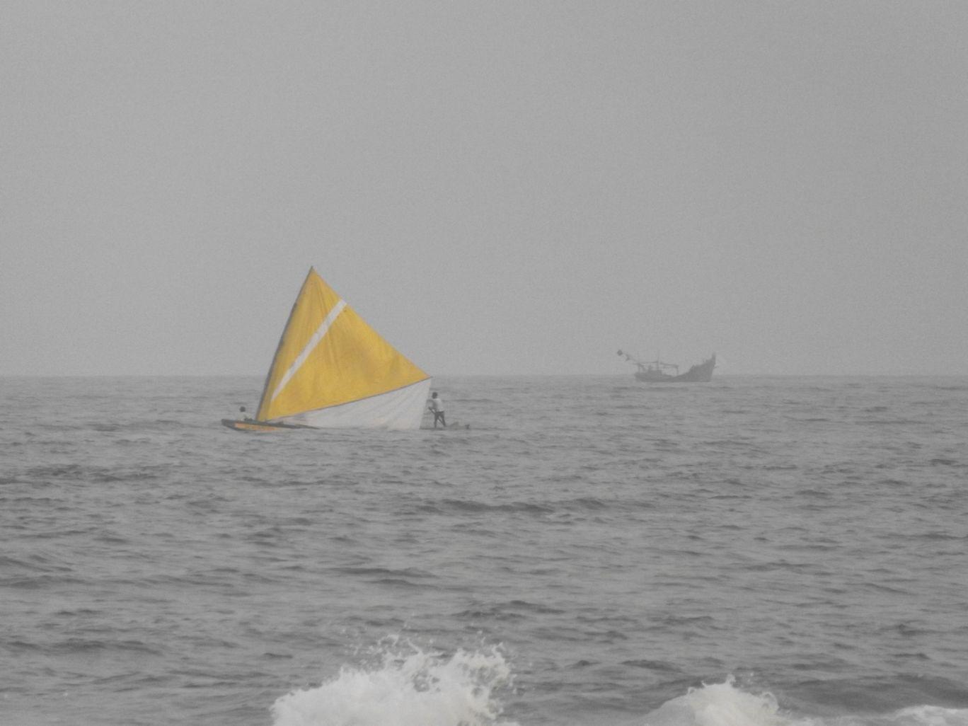 Photo of Vizag By Anwesha Bhattacharyya