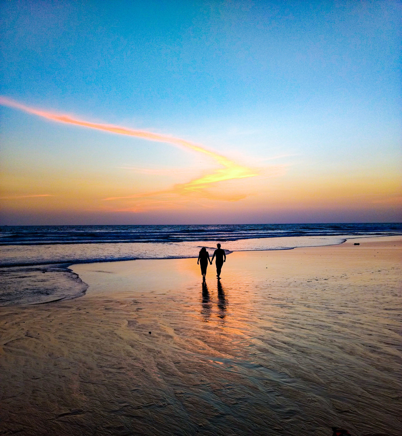 Photo of Baga Beach By Vinay Vimal