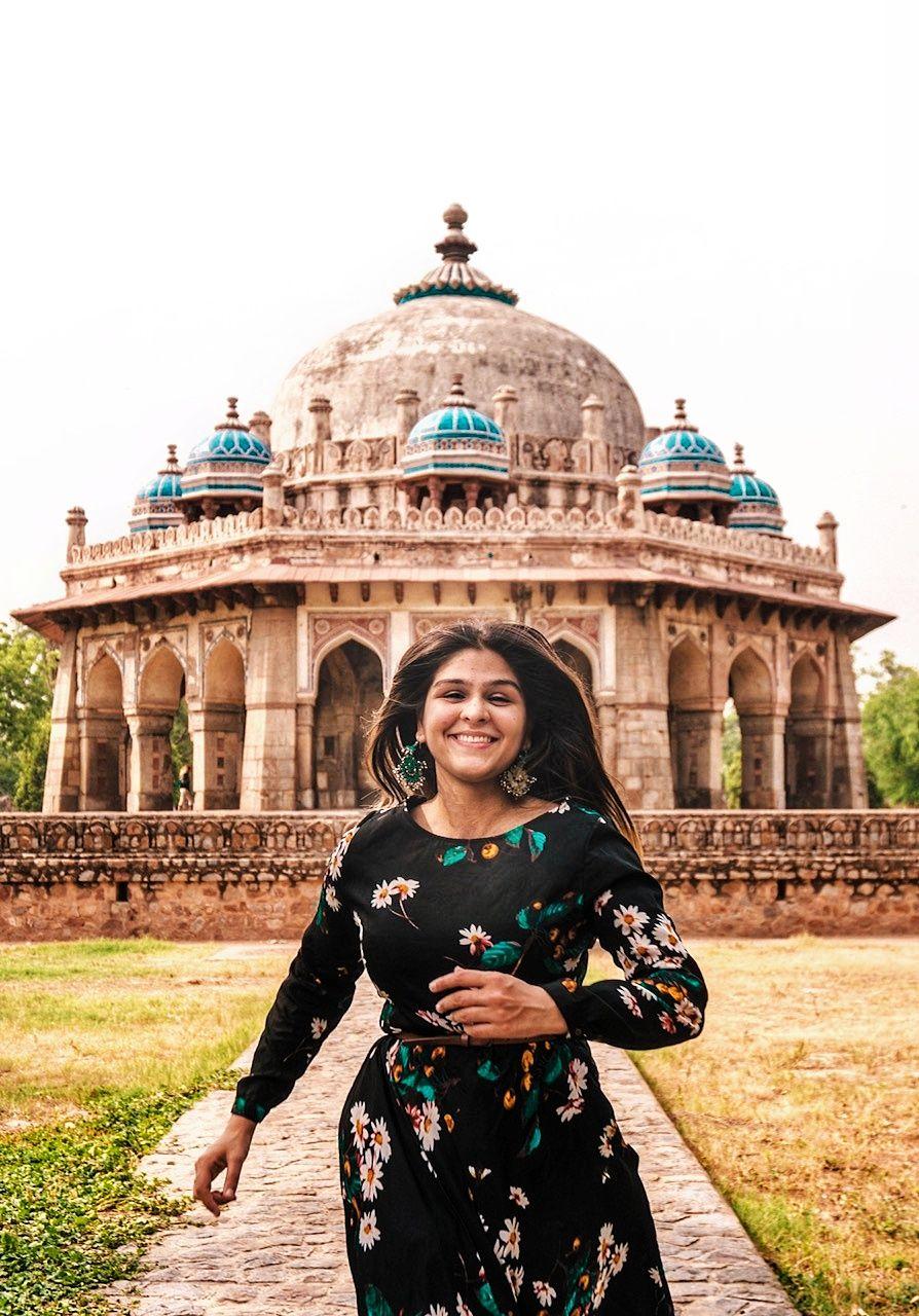 Photo of Isa Khan Tomb By Prateek Sharma