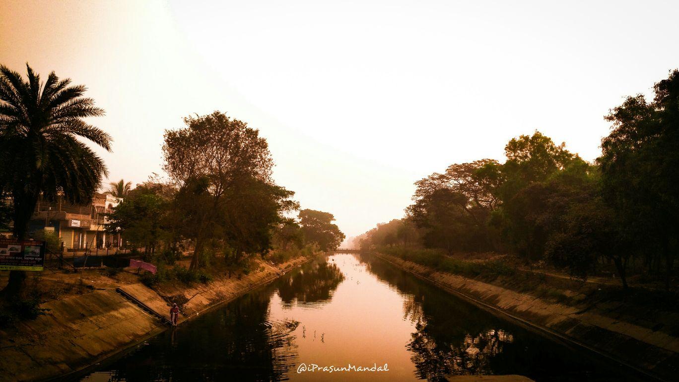 Photo of Binuria Canal By Prasun Mandal