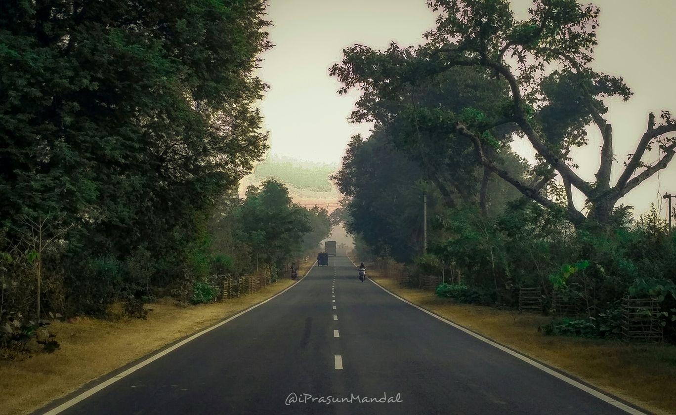 Photo of Purulia - Barakar Road By Prasun Mandal