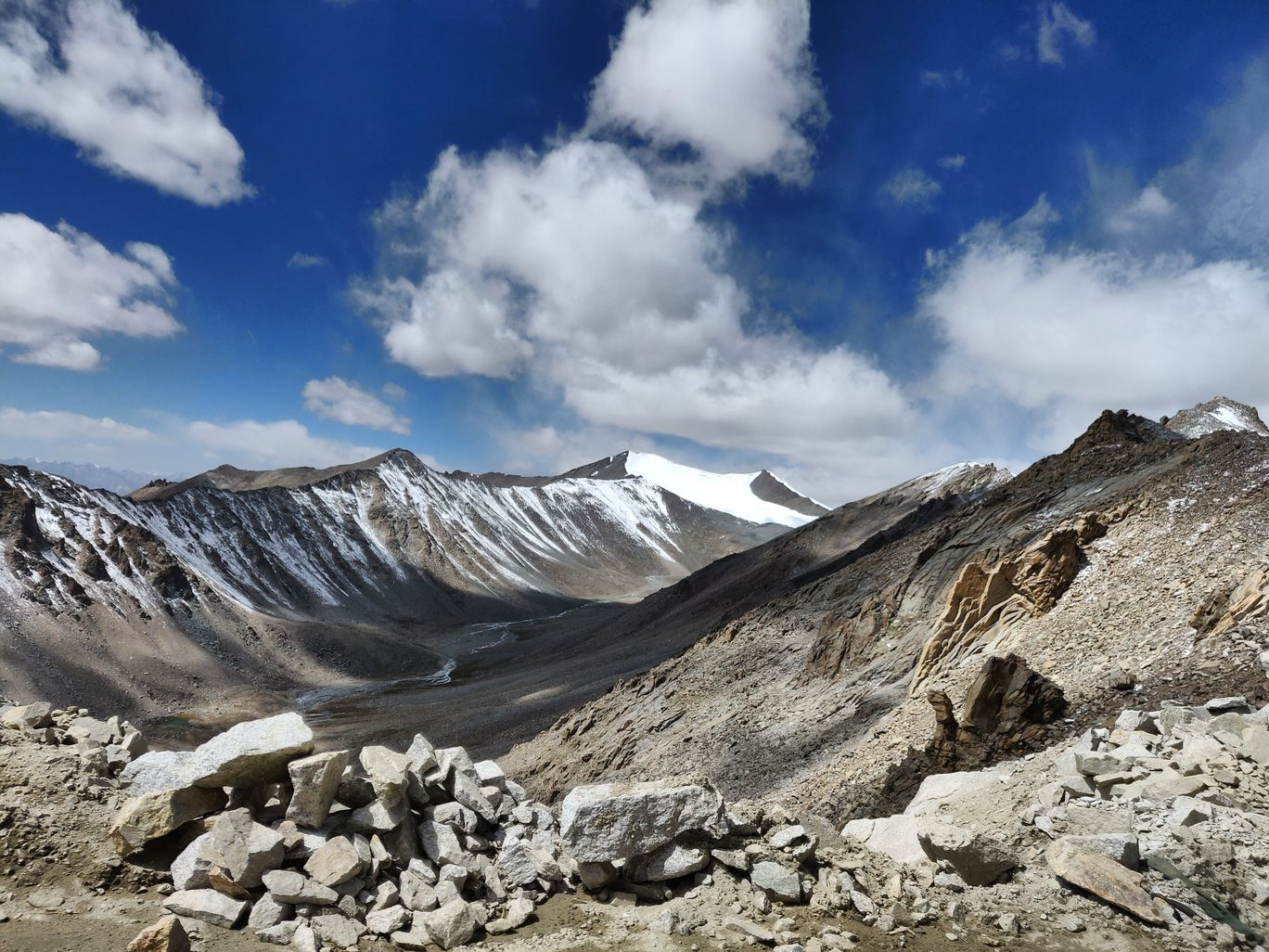 Photo of Khardung La By Bhumij Khandelwal