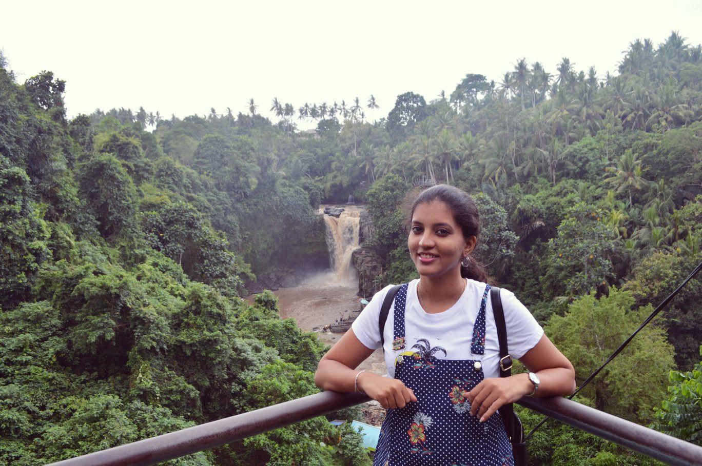 Photo of Tegenungan Waterfall By Deepa Ramanujam