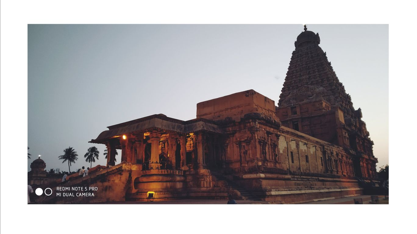 Photo of Thanjavur Periya Kovil By Anu Deep