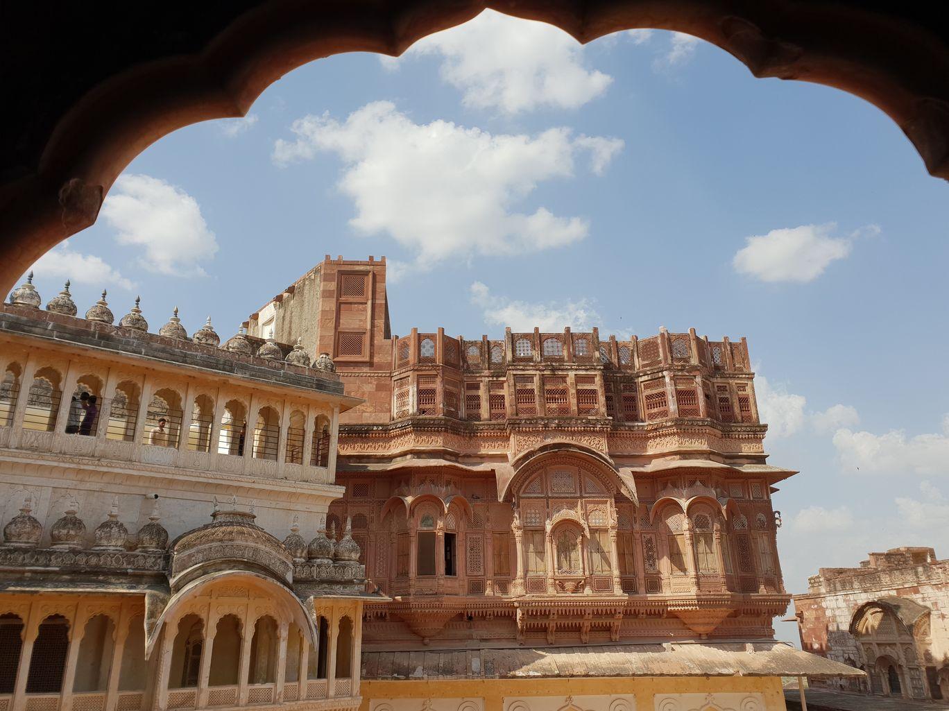 Photo of Mehrangarh Fort By Suraj Rana