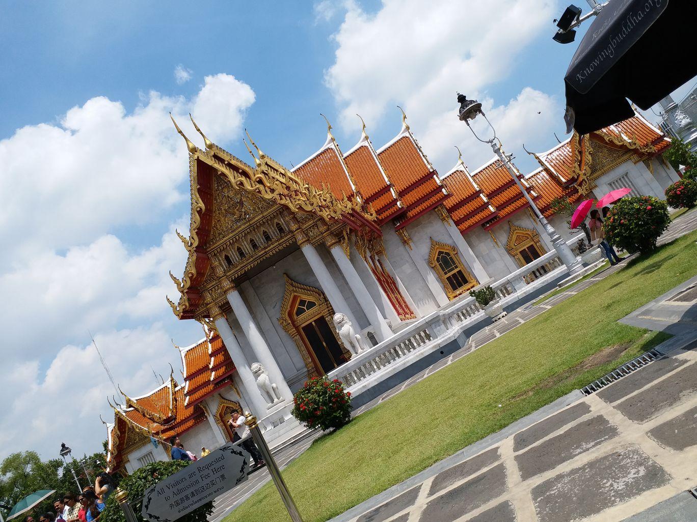 Photo of Wat Benchamabophit By Shalaka Betkekar
