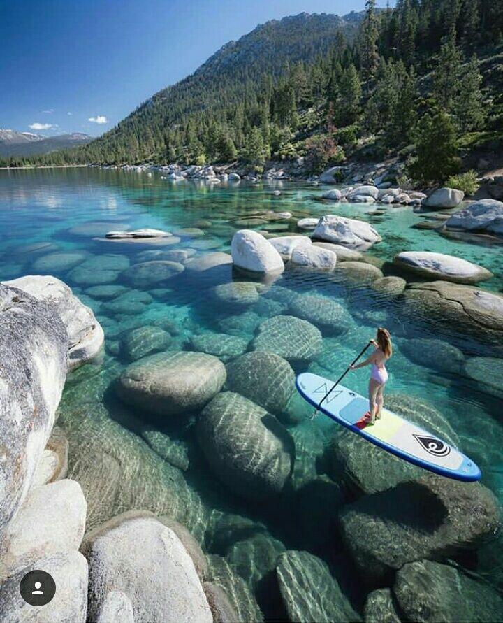 Photo of Lake Tahoe By Sakshi Sahni