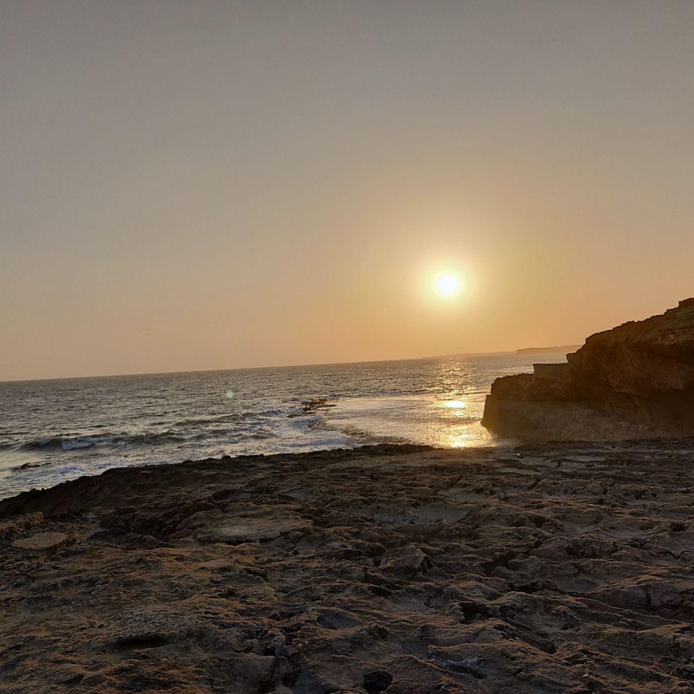 Photo of INS khukari sunset point By Chandan Kumar Singh