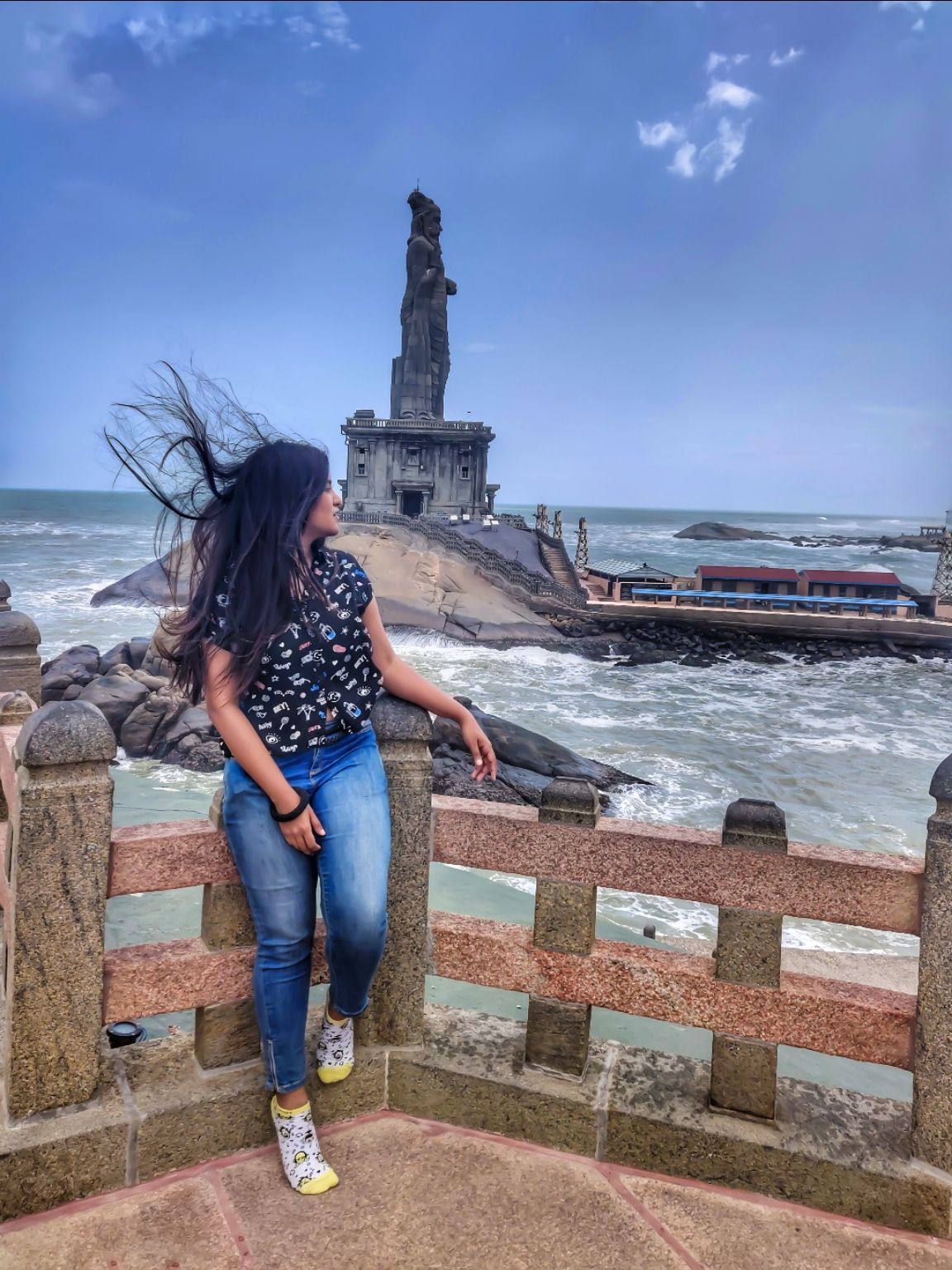 Photo of Kanyakumari By Jyoti Singh
