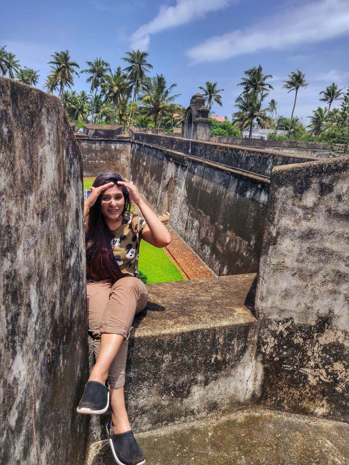 Photo of Anjengo Fort By Jyoti Singh