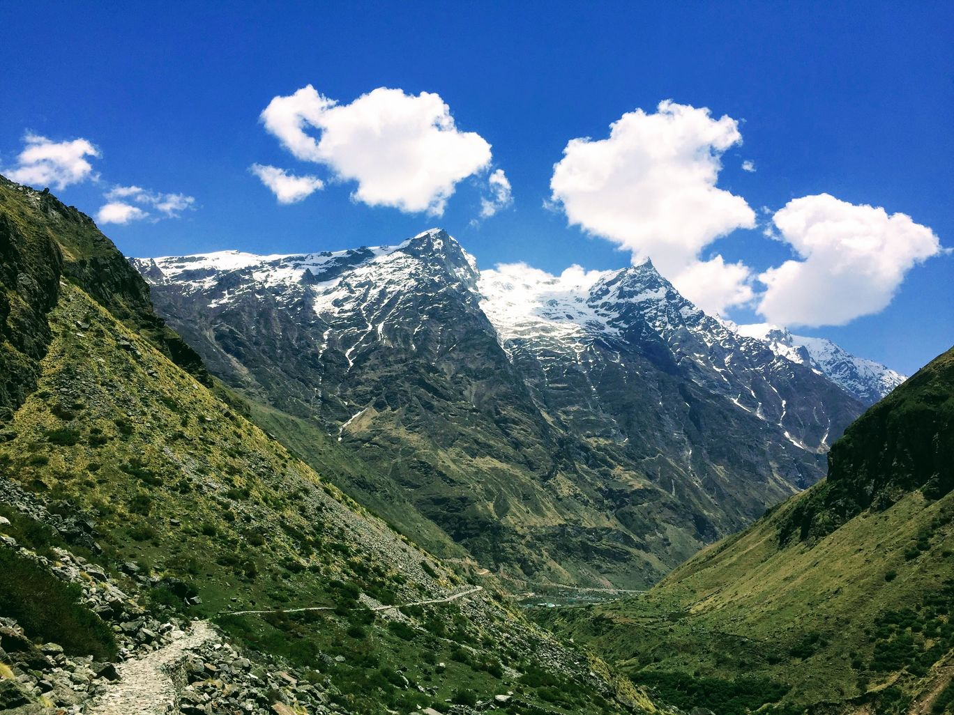 Photo of Himalayas By Rohit Bheemuni