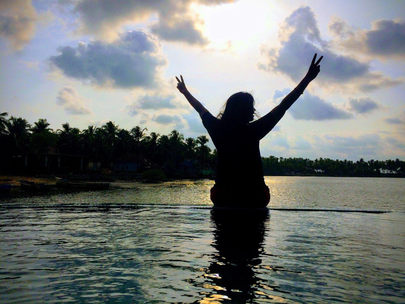 Photo of Paradise Lagoon By Priyanka Madharapu