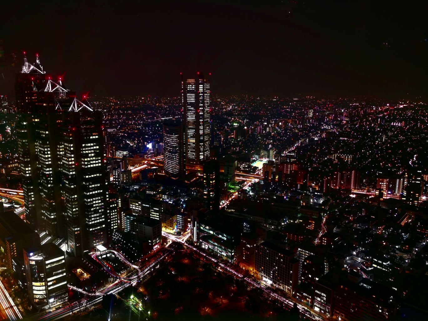 Photo of Tokyo Metropolitan Government Building By Elliot Beech