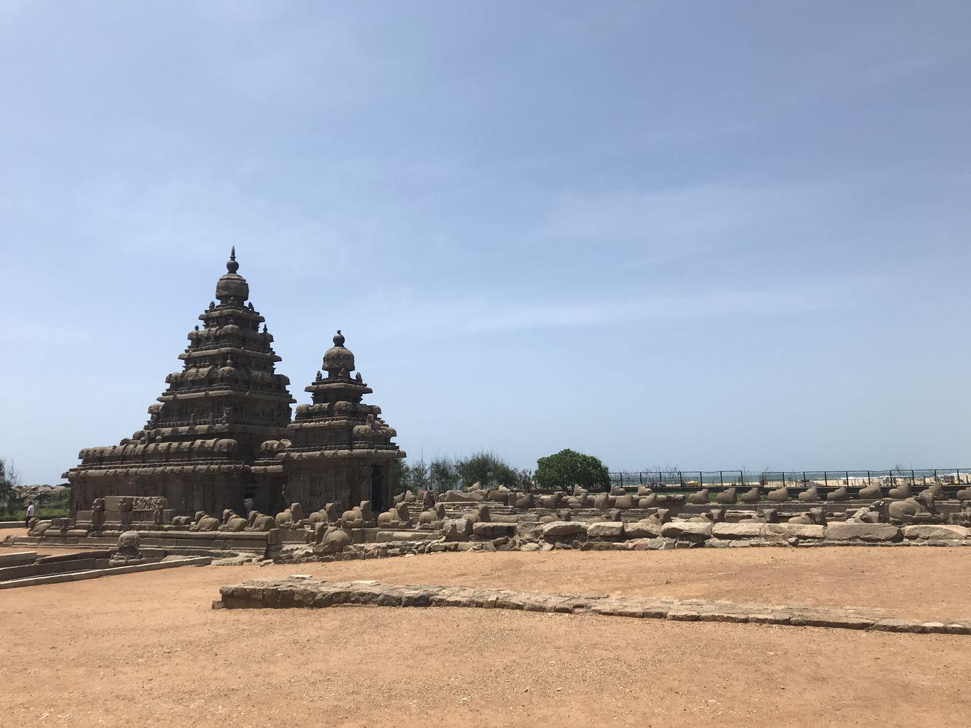 Photo of Mahabalipuram By Sumedha Vangala