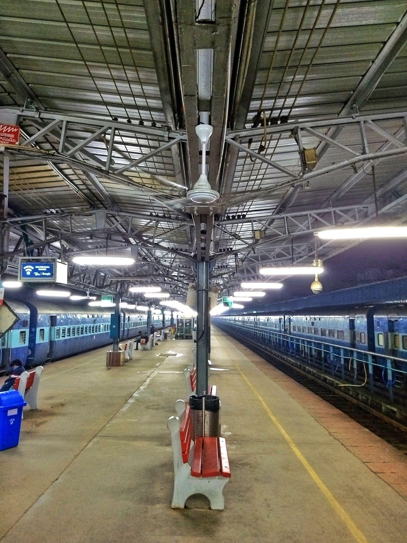 Photo of Chennai Egmore Railway Station By Rahul Yadav