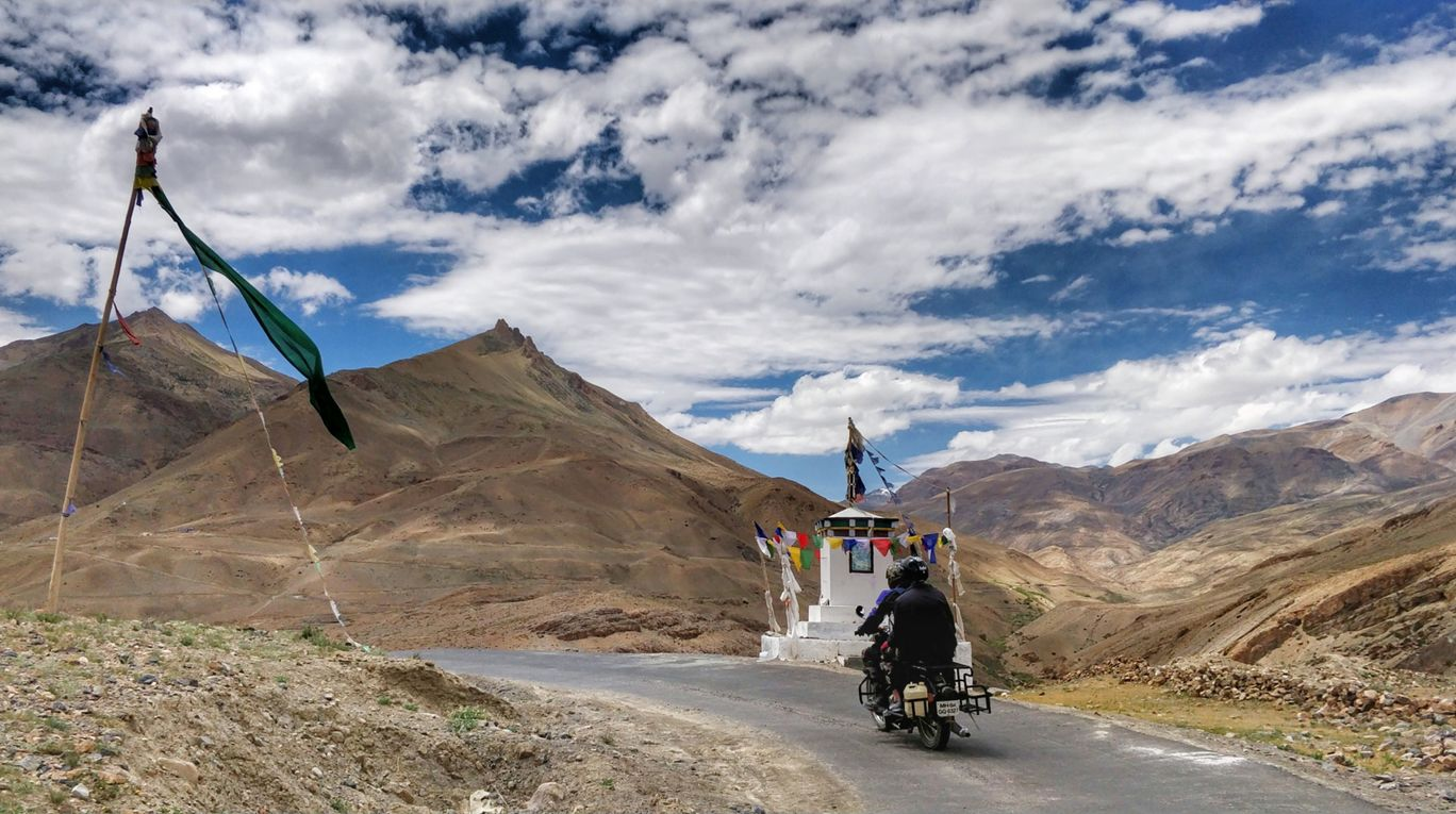 Photo of Spiti Valley By Amit Mallick