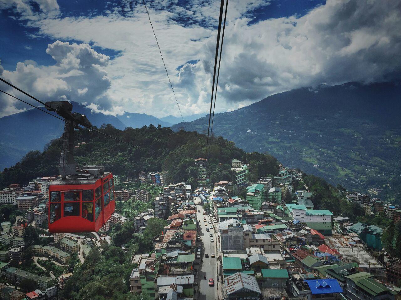 Photo of Gangtok By Mrinmoy Saikia