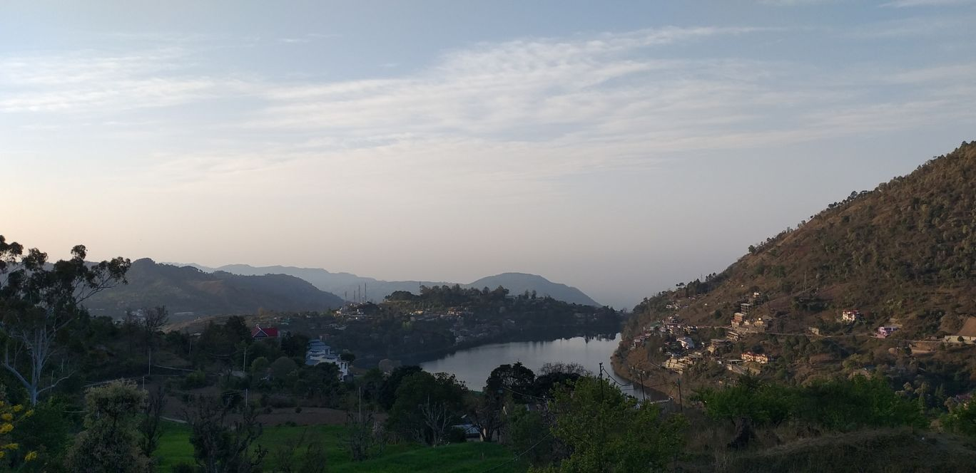Photo of Bhimtal Lake By Arun Kumar