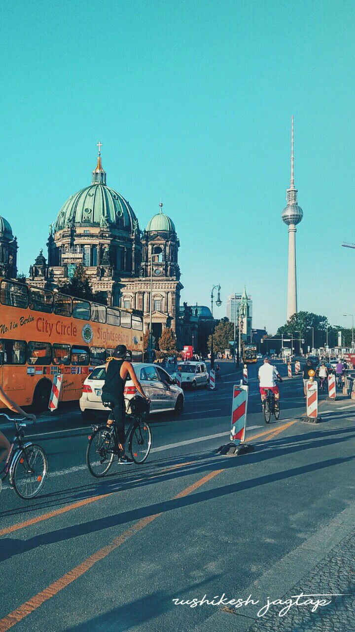 Photo of Berlin By rushi jagtap