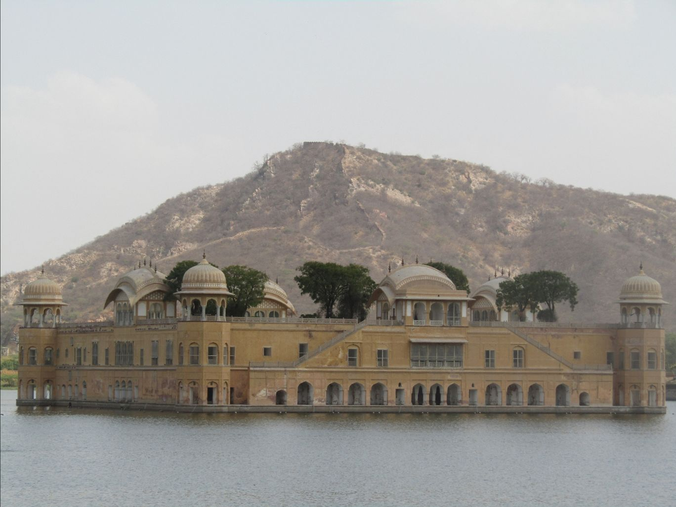 Photo of Amer Fort View Point By Oindrila Sarbajna