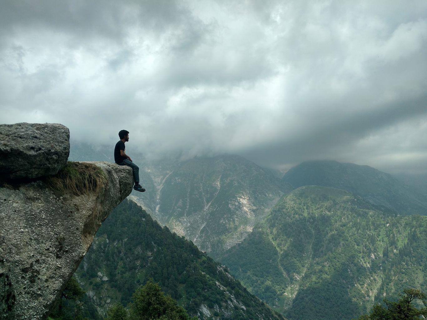 Photo of Triund Trek By akhil ratra