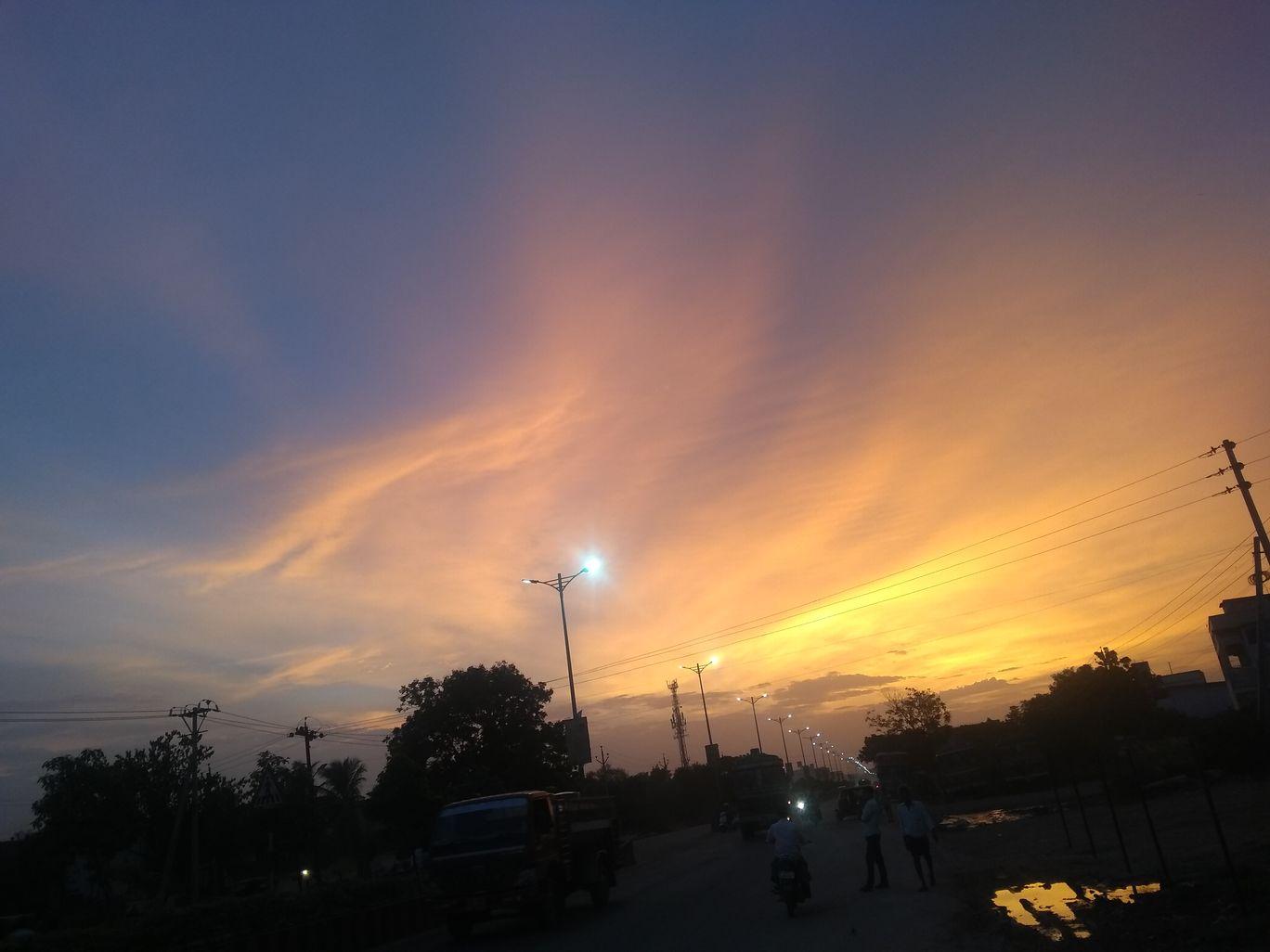 Photo of Vijayawada By Charishma Viswanadham