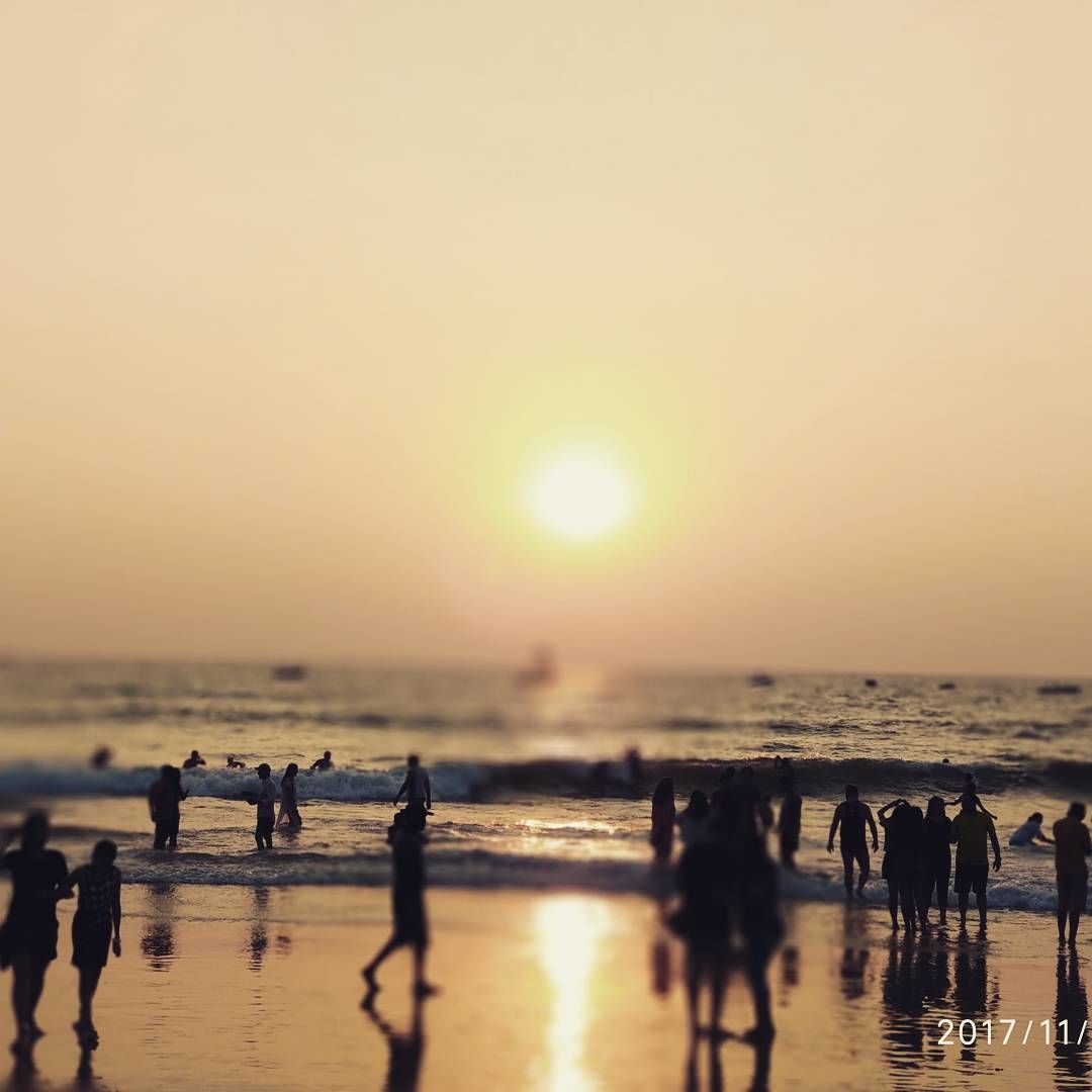 Photo of Baga Beach By Pardeep Sarangal