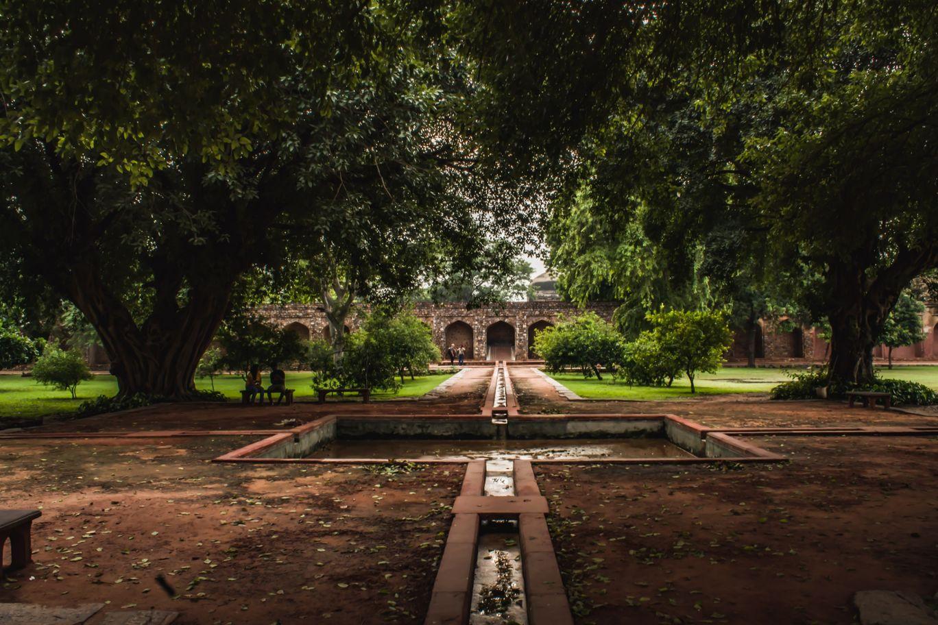 Photo of Humayun's Tomb By deepanshu chandra
