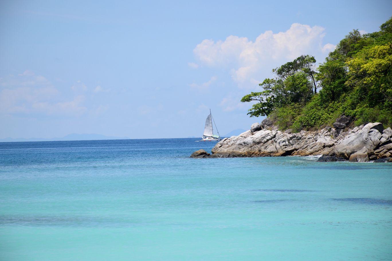Photo of Racha noi island By Pooja kaushik