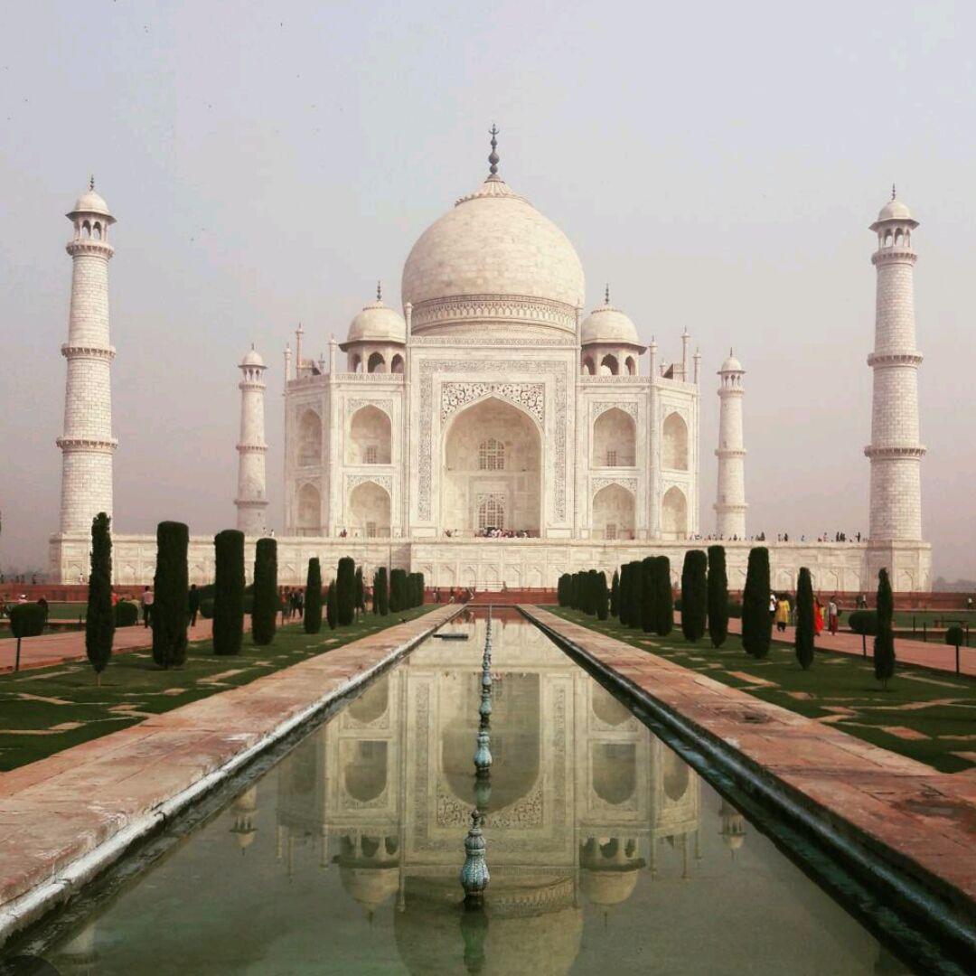Photo of Taj Mahal By Prachiti Zad